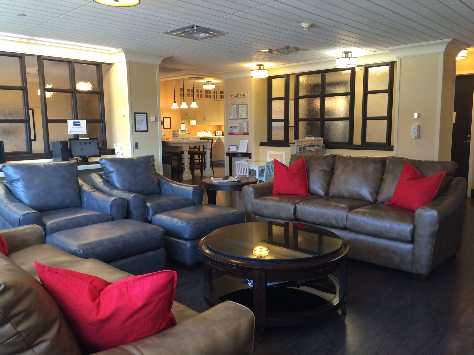 RMHC Manitoba, Family Room