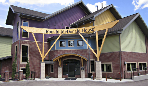 RMHC Alberta, Red Deer House